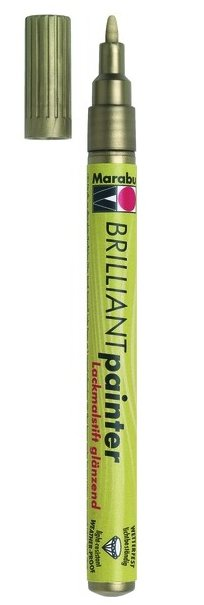 Marabu Brilliant Painter hrot 1-2mm