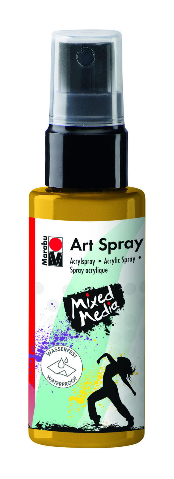 Marabu Art Spray 220 Sonnengelb