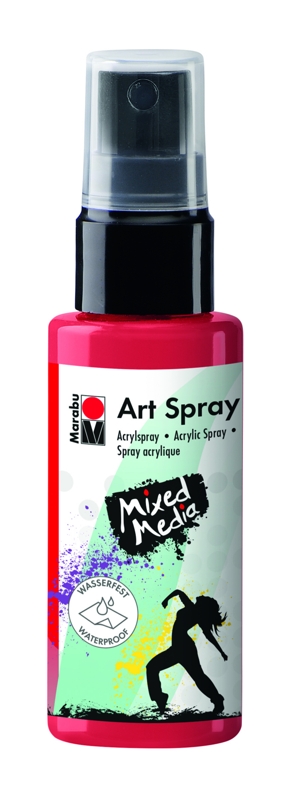 Marabu Art Spray 123 Peperoni