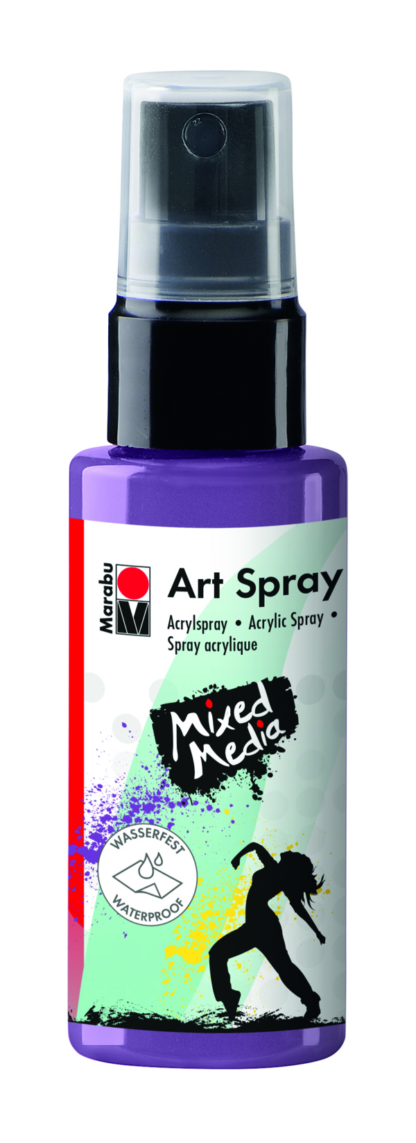 Marabu Art Spray 007 Lavendel