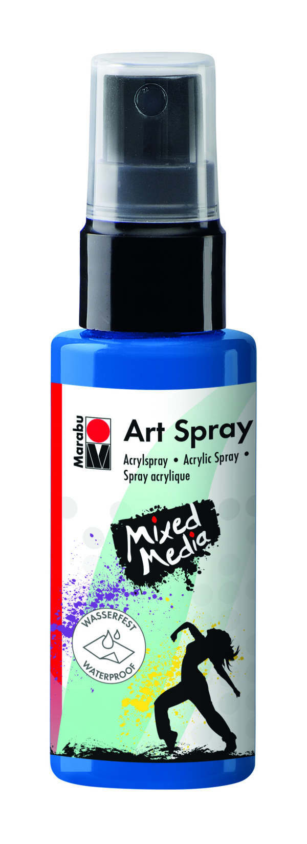 Marabu Art Spray 057 Enzian
