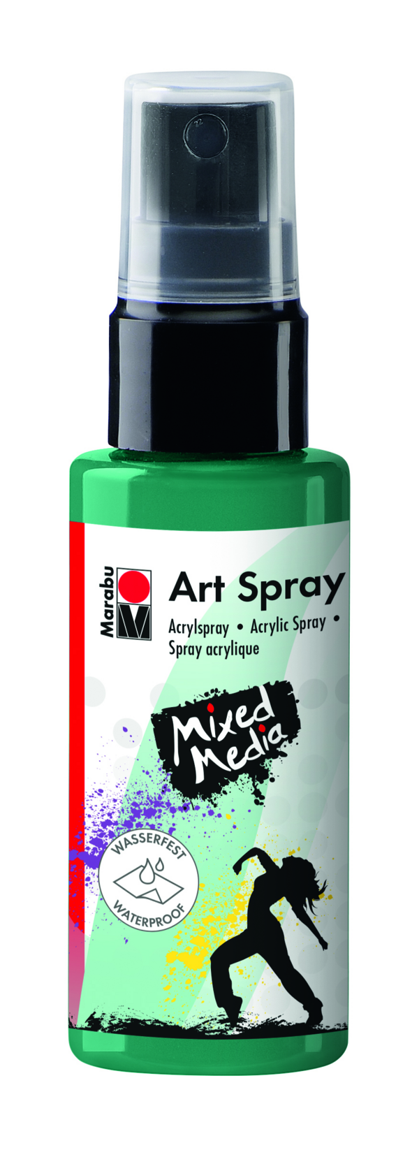 Marabu Art Spray 153 Minze