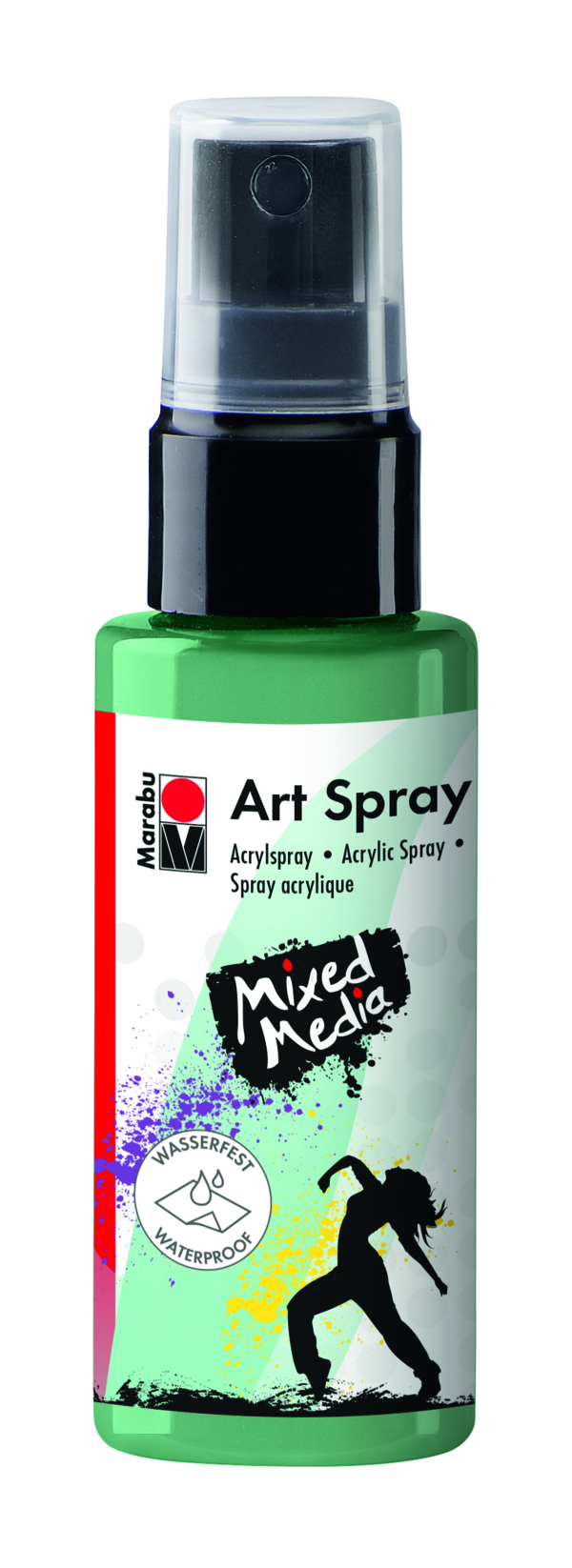 Marabu Art Spray 255 Aquamarin