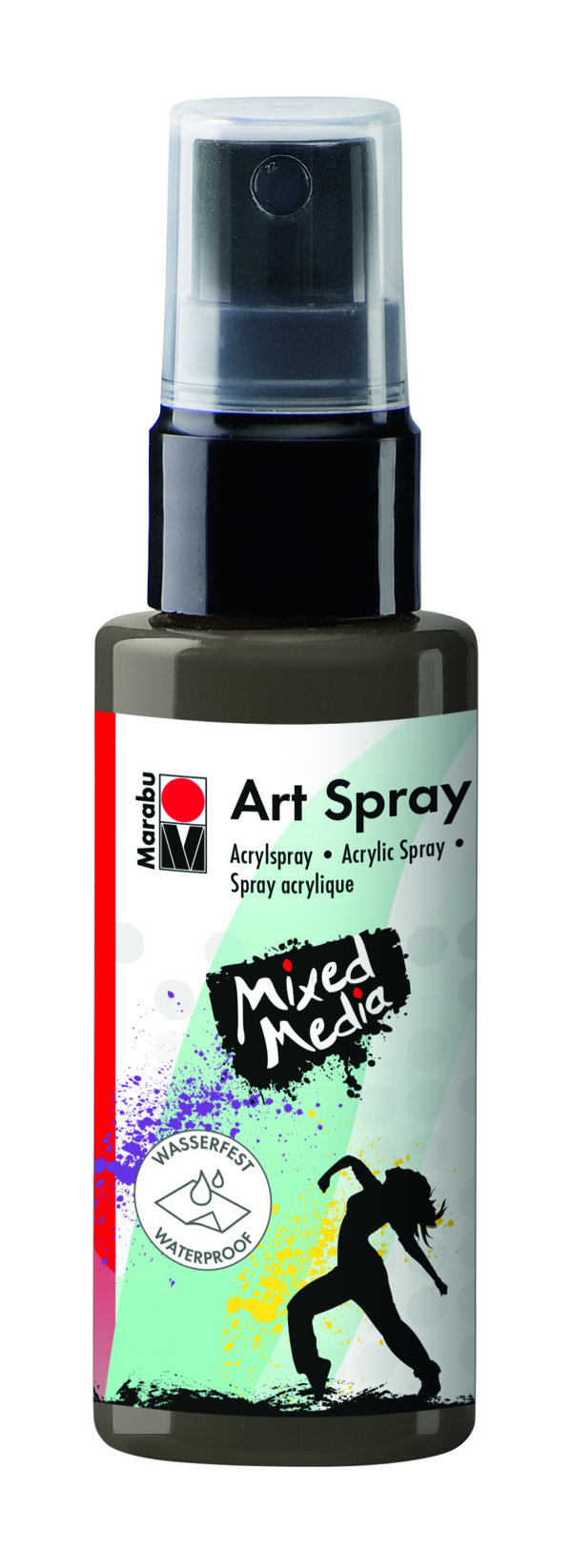 Marabu Art Spray 295 Kakao
