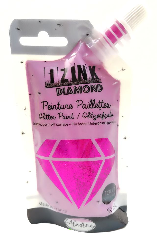Izink diamond fuchsia 80841