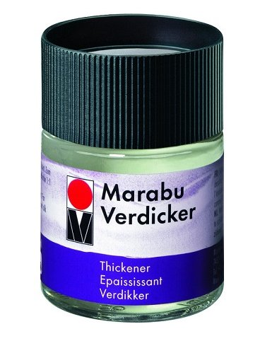 Verdicker Marabu