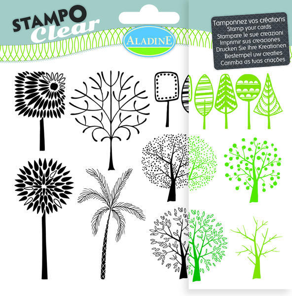 STAMPO CLEAR - STROMY