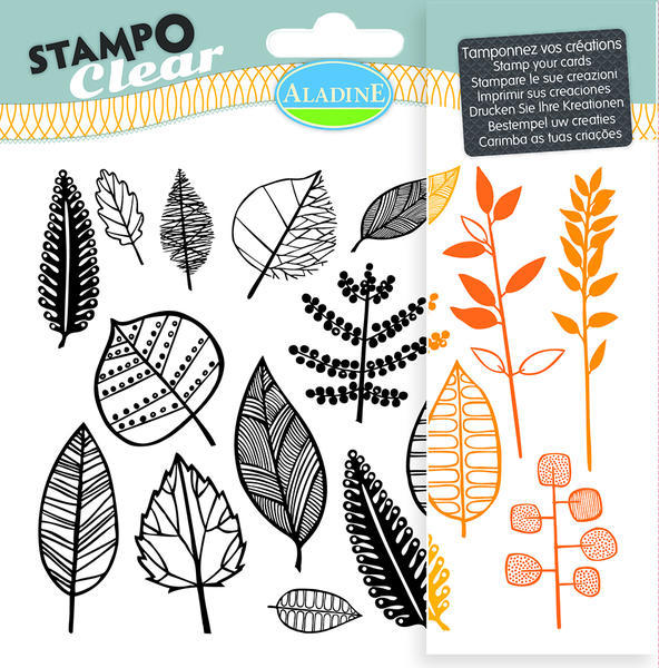 STAMPO CLEAR - LISTY