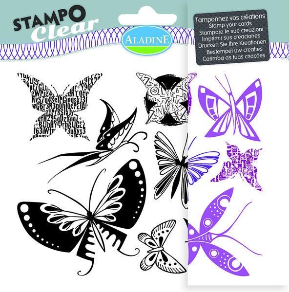 STAMPO CLEAR - MOTÝLE