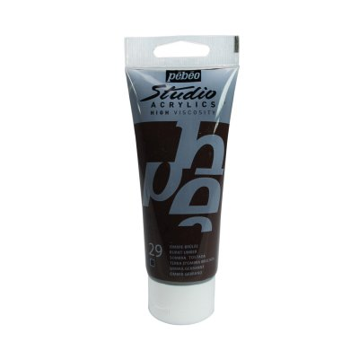 Pébéo Studio acrylics 100 ml - 029 burnt umber