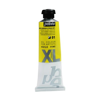 Pébeo STUDIO XL 37 ml - 01 Lemon cadmium yellow hue