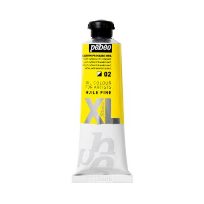 Pébeo STUDIO XL 37 ml - 02 Primary  cadmium yellow hue