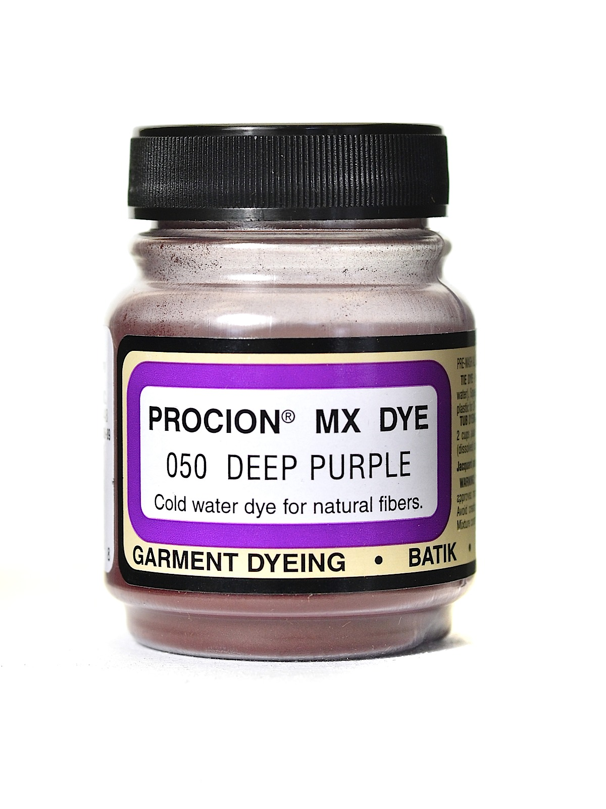 Jacquard Procion MX dye 2050 Deep purple