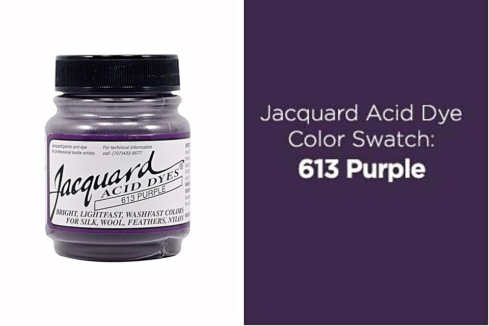 Jacquard Acid  dye 613 Purple