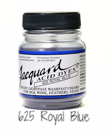 Jacquard Acid  dye 625 Royal blue