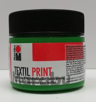 Marabu textil print 100 ml   960 light green