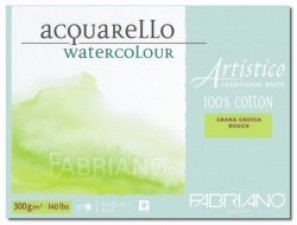 Blok Fabriano Acquarello artistico  Rough 300g