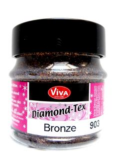 Viva decor diamond-tex bronz