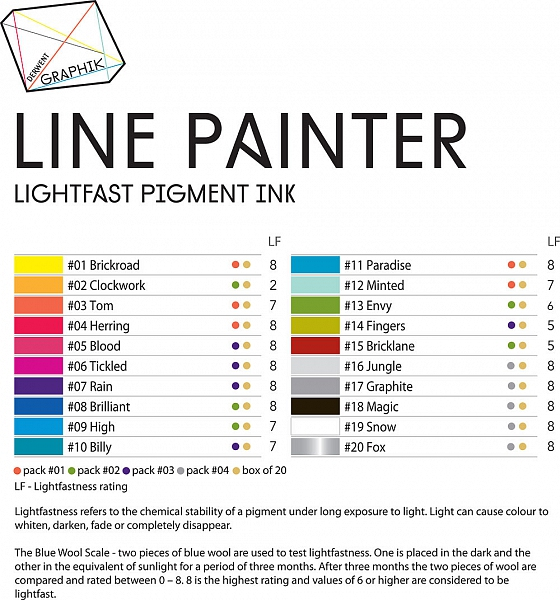 graphik line painter